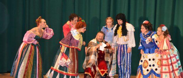 Премьера спектакля «Беда от нежного сердца» состоялась в РЦНК в Праге