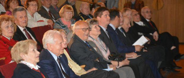Вечер памяти, посвященный 74-ой годовщине освобождения Чехословакии от фашизма и празднованию Великой Победы, прошел в РЦНК в Праге