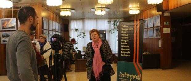 Фильмы-лауреаты V Молодежного кинофестиваля «Перерыв на кино» представлены в Праге