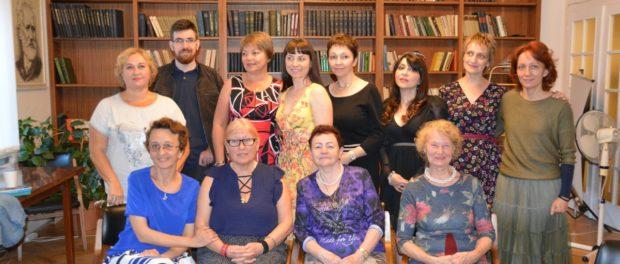 Большой литературно-музыкальный вечер в РЦНК в Праге