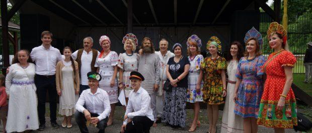 В Злинском крае Чехии прошел фестиваль славянских культур «Славянский фестиваль традиционных ценностей 2019»