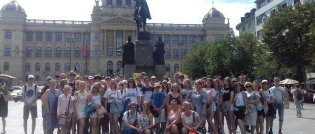 В чешском городе Бржезнице завершилась первая смена XIII Международной летней школы с изучением русского и чешского языков