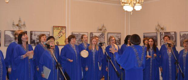 Концерт хоровой духовной музыки прошел в РЦНК в Праге