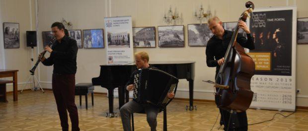 Выступление польской джазовой группы в РЦНК в Праге