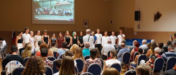 В чешском городе Бржезнице завершилась вторая смена XIII Международной летней школы с изучением русского и чешского языков