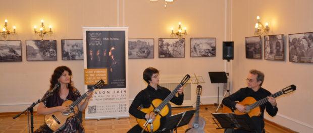 Valerije Černaja vystoupila v RSVK v Praze