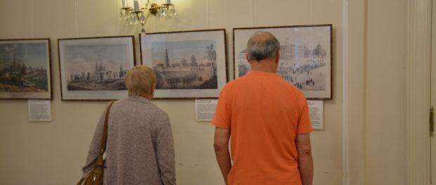 Выставка «Монастыри и монашество в России» открылась в РЦНК в Праге