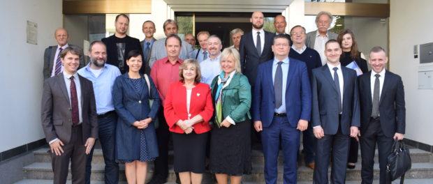 VIII конференция «Новые горизонты международного научного-технического сотрудничества» прошла в Праге