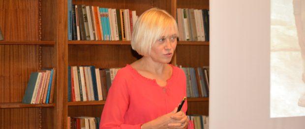 Лекция из цикла «Сокровища русского искусства в Чехии» прошла в РНЦК в Праге