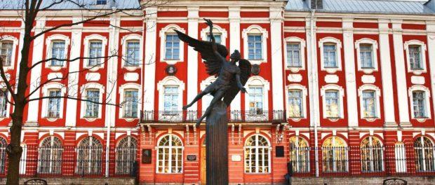 II. olympiáda v ruském jazyce Petrohradské státní univerzity