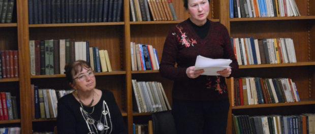 Петербургский поэт Екатерина Полянская представила свою новую книгу «Метроном» в РЦНК в Праге