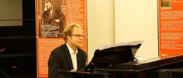 """V Národním muzeu – Českém muzeu hudby byla zahájena výstava """"Eduard Nápravník – český dirigent v Petrohradu"""""""