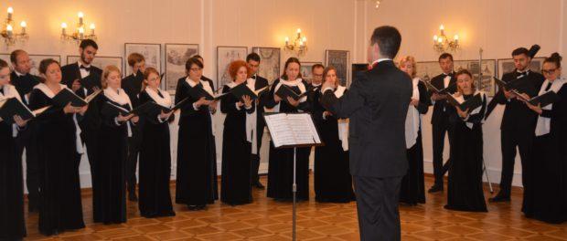 Хор Московского Богоявленского кафедрального собора в Елохове выступил в РЦНК в Праге