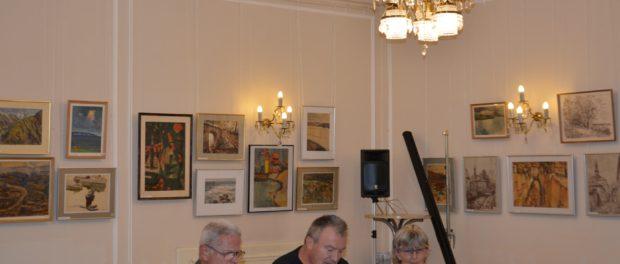 Ежегодная встреча чешской Ассоциации выпускников российских (советских) вузов прошла в РЦНК в Праге