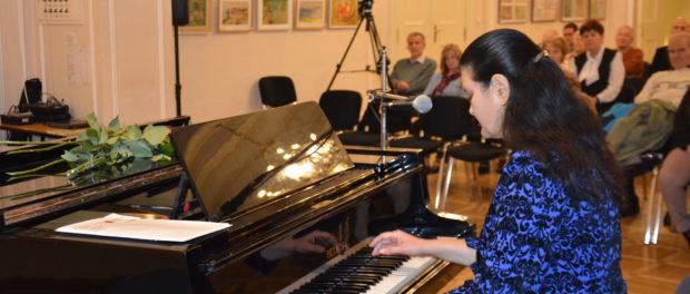 Российская пианистка Марал Якшиева выступила в РЦНК в Праге
