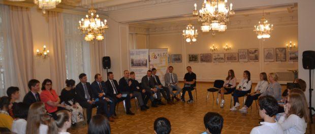 II международный молодежный форум-квест «Поколение будущего — молодость, энергия, инициатива!» прошел в Праге