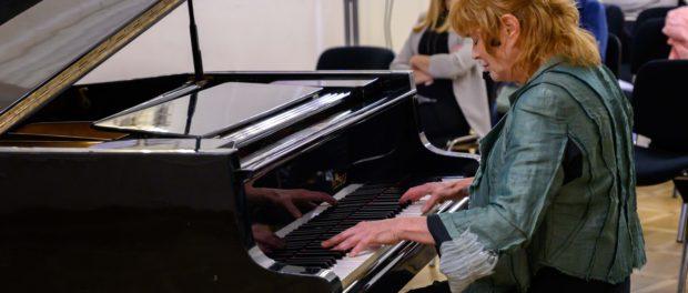 Koncert Mariny Kantor se konal v RSVK v Praze