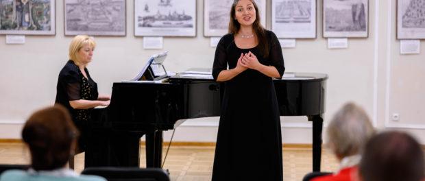 Концерт оперного пения «Осенние голоса» прошёл в РЦНК в Праге