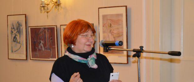 Художественная выставка «Грация русской души» открылась в Праге