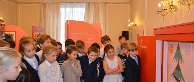 В Чехии открылась выставка к 250-летию со дня рождения И.А.Крылова «Крылов. Басня»