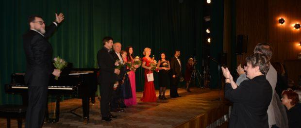 Гала-концерт солистов Национального театра состоялся в РЦНК в Праге