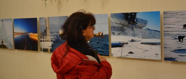 Выставка «Вектор – Арктика, или место, где все пути открыты» открылась в РЦНК в Праге