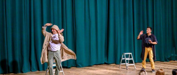 В Праге состоялась премьера спектакля «Преображение» театра «НитьЯ» из Екатеринбурга