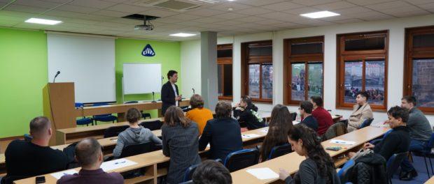 Национальная деловая игра «Проектогенерация» впервые прошла в Праге
