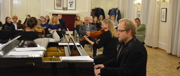 Рождественский концерт классической музыки прошел в РЦНК в Праге