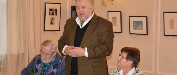 Ежегодное заседание Чешско-русского общества прошло в РЦНК в Праге