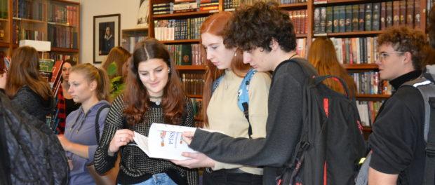 День русского языка и культуры для чешских учеников гимназии из г. Мельник