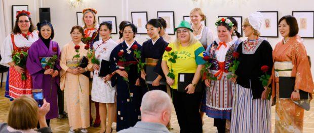 Рождественский концерт международного женского хора «Viva Voce» прошёл в РЦНК в Праге