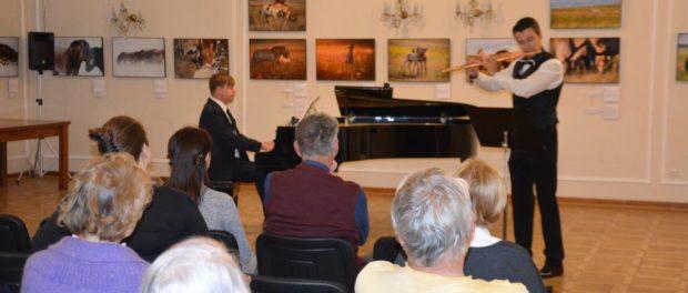 Камерный концерт из цикла «Посольство мастерства» прошёл в РЦНК в Праге