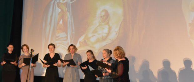 Концерт молодых оперных исполнителей «Русское Рождество» прошел в РЦНК в Праге