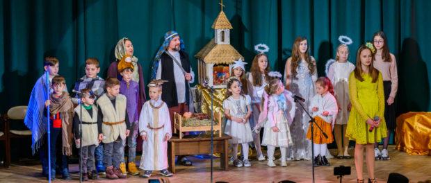 Православная Рождественская ёлка прошла в РЦНК в Праге