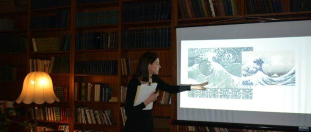 Přednáška o životě a díle Ivana Bilibina se konala v RSVK v Praze
