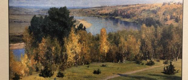 Výstava Muzea – rezervace V.D. Polenova byla zahájena v RSVK v Praze