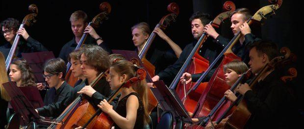 Koncert orchestru ruských lidových nástrojů Dětské umělecké školy I. Stravinského – ZRUŠEN