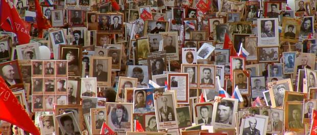 Документальный фильм  «Бессмертный полк – всемирное движение»