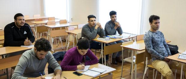 Курсы русского языка для иностранных студентов в НИУ ВШЭ (Пермь)