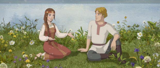 Ко Дню семьи, любви и верности показ мультфильма  «Сказ о Петре и Февронии»