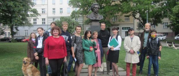 День рождения Пушкина отметили в Праге