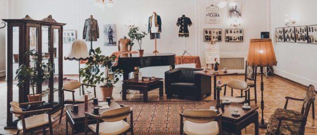 Проект «Литературная кофейня». Вечер детективного романа