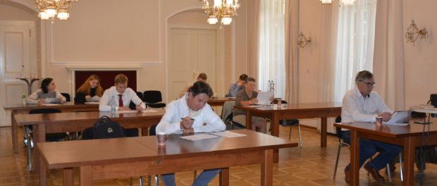 «Диктант Победы» прошел в Праге