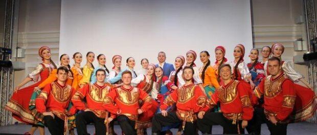 Prezentace  Samarského státního institutu kultury  se konala v RSVK v Praze