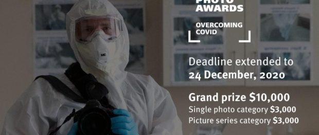 Конкурс News Photo Awards. Overcoming COVID