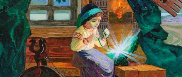 Литературный аудио-проект Библиотеки РЦНК «Сундучок со сказками»: «Малахитовая шкатулка»