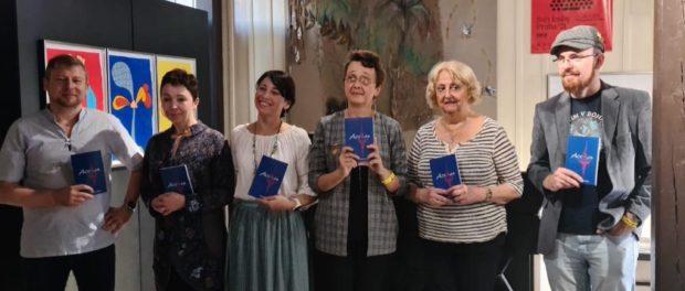 """Setkání """"Archa pod šarlatovými plachtami"""" se uskutečnilo na mezinárodním knižním veletrhu """"Svět knihy – Praha 21"""""""